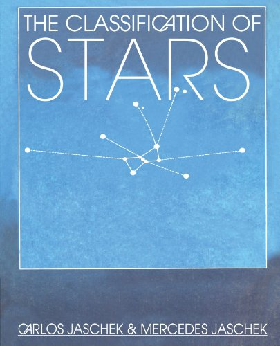 9780521389969: The Classification of Stars