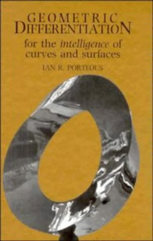 9780521390637: Geometric Differentiation: For the Intelligence of Curves and Surfaces