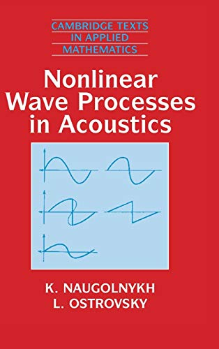 9780521390804: Nonlinear Wave Processes in Acoustics