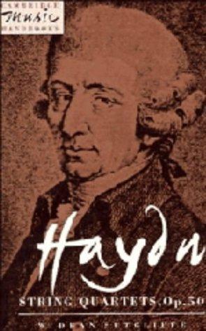 9780521391030: Haydn: String Quartets, Op. 50 (Cambridge Music Handbooks)