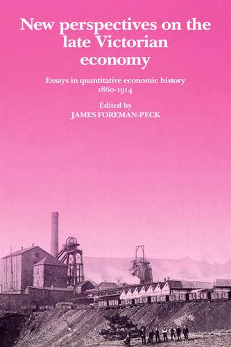 New Perspectives on the Late Victorian Economy: Essays in Quantitative Economic History, 1860–1914