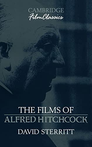 9780521391337: The Films of Alfred Hitchcock (Cambridge Film Classics)