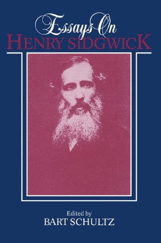 9780521391511: Essays on Henry Sidgwick