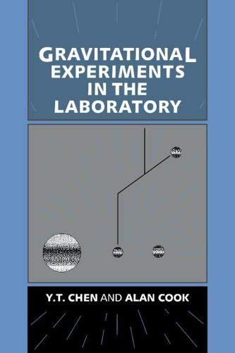 9780521391719: Gravitational Experiments in the Laboratory