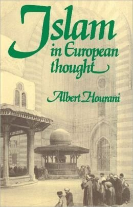 9780521392136: Islam in European Thought