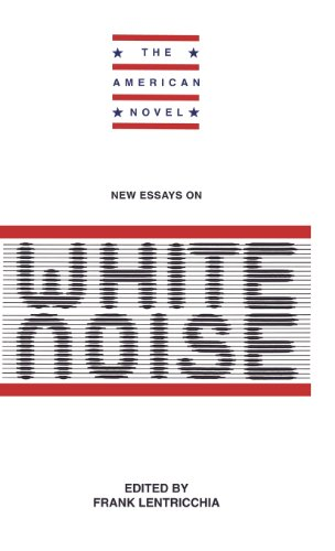 9780521392914: New Essays on White Noise