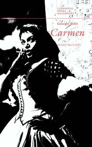 9780521393010: Georges Bizet: Carmen (Cambridge Opera Handbooks)