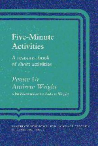 9780521394796: Five-Minute Activities: A Resource Book of Short Activities (Cambridge Handbooks for Language Teachers)
