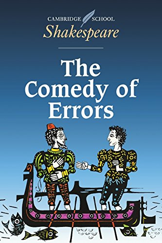 9780521395755: The Comedy of Errors (Cambridge School Shakespeare)