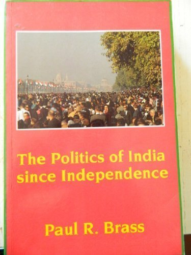 9780521396516: The Politics of India Since Independence (The New Cambridge History of India)
