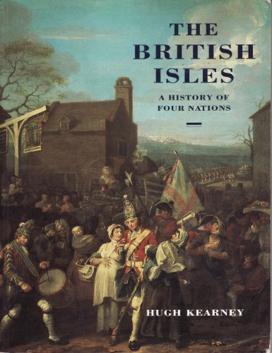 9780521396554: The British Isles: A History of Four Nations