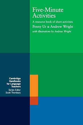 9780521397810: Five-Minute Activities: A Resource Book of Short Activities (Cambridge Handbooks for Language Teachers)