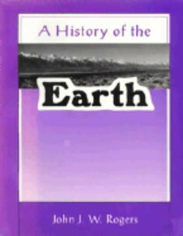 9780521397827: A History of the Earth