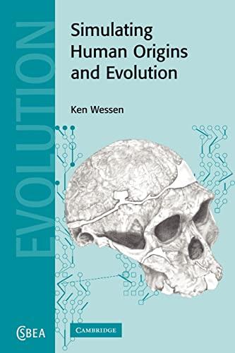 9780521397995: Simulating Human Origins and Evolution