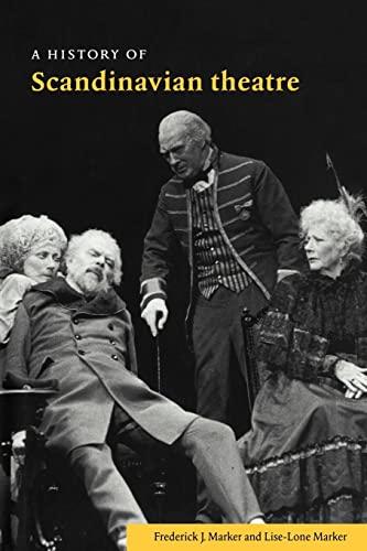 9780521398671: A History of Scandinavian Theatre