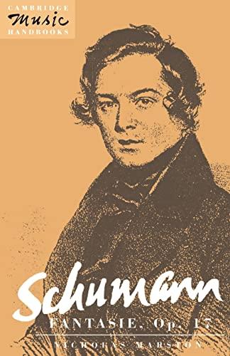 9780521398923: Schumann: Fantasie, Op. 17 (Cambridge Music Handbooks)