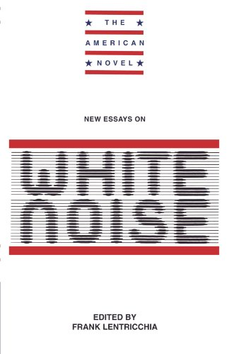 9780521398930: New Essays on White Noise (The American Novel)