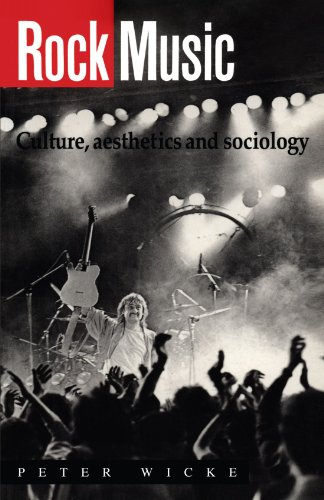 9780521399142: Rock Music Paperback: Culture, Aesthetics and Sociology
