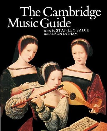 9780521399425: The Cambridge Music Guide Paperback