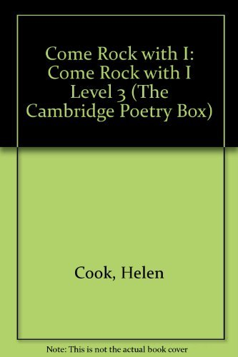 Come Rock with I: Come Rock with: Cook, Helen and