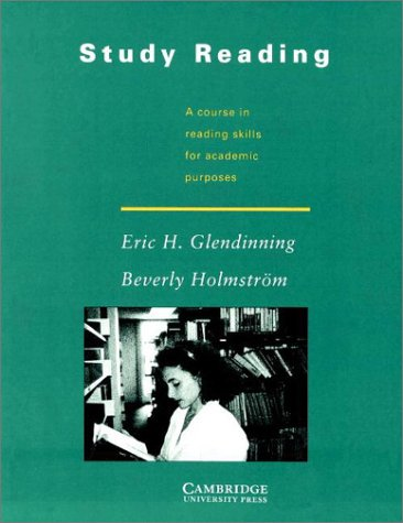9780521399746: Study Reading: A Course in Reading Skills for Academic Purposes (English for Academic Purposes (Cambridge, England).)