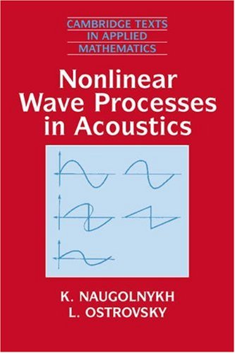 9780521399845: Nonlinear Wave Processes in Acoustics