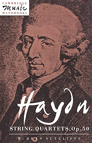 9780521399951: Haydn: String Quartets, Op. 50 (Cambridge Music Handbooks)