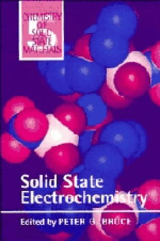 9780521400077: Solid State Electrochemistry