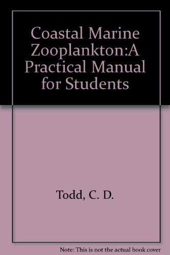 9780521400367: Coastal Marine Zooplankton:A Practical Manual for Students