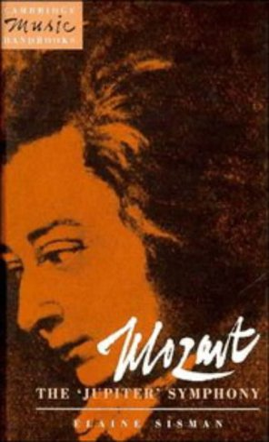 9780521400695: Mozart: The 'Jupiter' Symphony (Cambridge Music Handbooks)