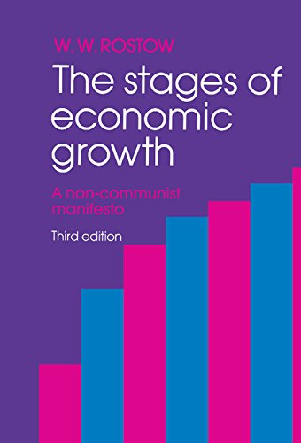 9780521400701: The Stages of Economic Growth: A Non-Communist Manifesto
