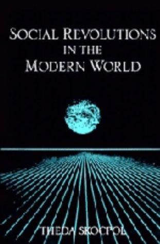 9780521400886: Social Revolutions in the Modern World (Cambridge Studies in Comparative Politics)