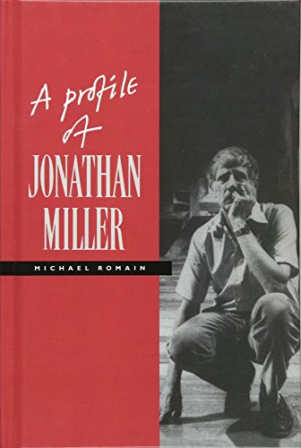 9780521401371: A Profile of Jonathan Miller