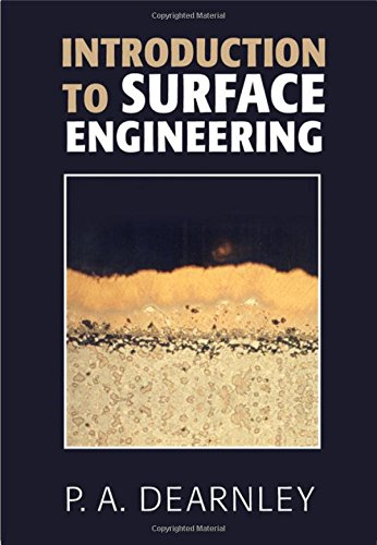 9780521401685: Introduction to Surface Engineering