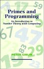9780521401821: Primes and Programming