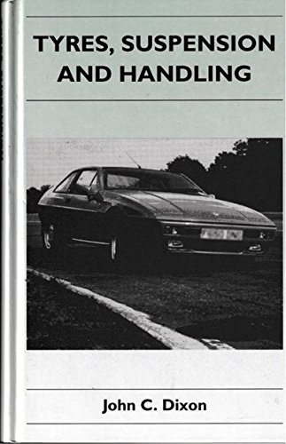 9780521401944: Tyres, Suspension and Handling