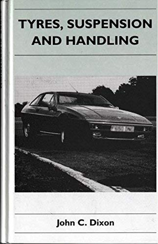 9780521401944: Tyres, Suspension and Handling (Cambridge Engineering Series)