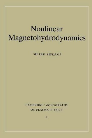 9780521402064: Nonlinear Magnetohydrodynamics (Cambridge Monographs on Plasma Physics)