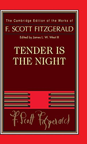 9780521402323: Tender Is the Night