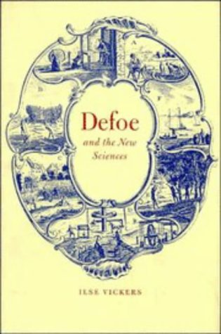 9780521402798: Defoe and the New Sciences