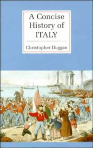 9780521402859: A Concise History of Italy (Cambridge Concise Histories)