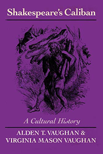 9780521403054: Shakespeare's Caliban: A Cultural History