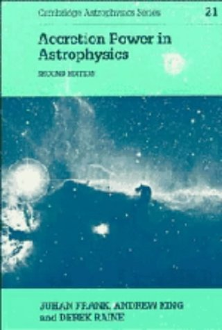 9780521403061: Accretion Power in Astrophysics (Cambridge Astrophysics)