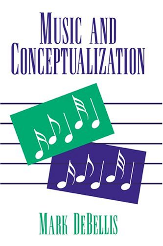 9780521403313: Music and Conceptualization (Cambridge Studies in Philosophy)