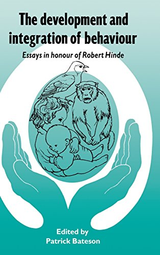 9780521403566: The Development and Integration of Behaviour: Essays in Honour of Robert Hinde