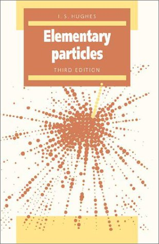9780521404020: Elementary Particles