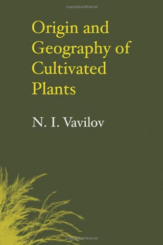 9780521404273: Origin and Geography of Cultivated Plants