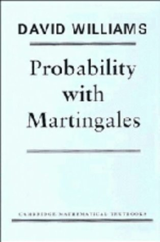 9780521404556: Probability with Martingales