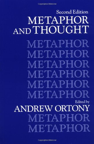 9780521405614: Metaphor and Thought