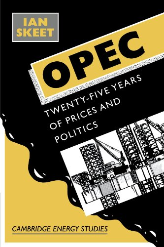 9780521405720: Opec:: Twenty-Five Years of Prices and Politics (Cambridge Energy and Environment Series)